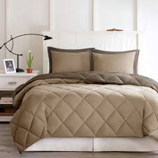 Home Design Down Alternative Comforter Comfort Classics Windsor Reversible Down Alternative 3m Scotchgard