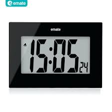 le de bureau led design horloge de bureau design grand led snooze sign bureau bureau veritas
