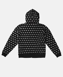 i ching pattern zip up hoodie online exclusive u2013 clot