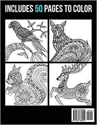 outlet coloring books animal mandala designs stress