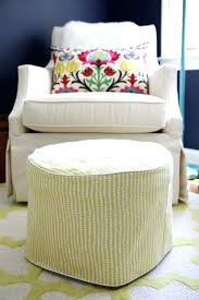 Ottoman For Baby Room Fascinating Ottoman For Baby Room Furniture Upholstered Glider