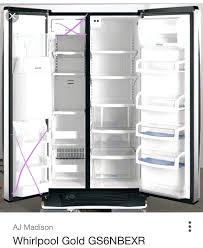 whirlpool ice maker red light flashing whirlpool gold refrigerator whirlpool french door refrigerator