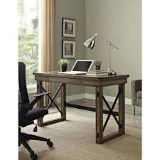 Home Office Furnitures by Desks Home Office Furniture The Home Depot