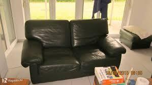 donner canapé canapé en cuir à donner luxembourg ameublement rapido lu