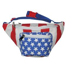 Can You Wear The American Flag As Clothing Amazon Com X80 American Flag Pack Waist Packs