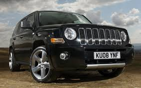 white jeep patriot 2008 jeep uk launches new accessories for patriot