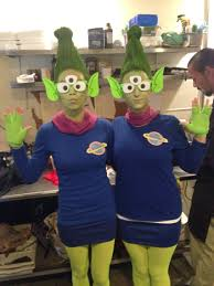 aliens from toy story costume hahaha pinterest aliens