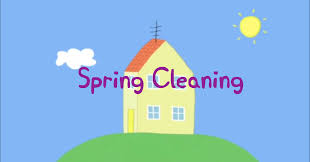 Spring Cleaning by Spring Cleaning Peppa Pig Fanon Wiki Fandom Powered By Wikia