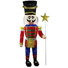 The Nutcracker Christmas Decorations by Amazon Com Christmas Lifesize 65