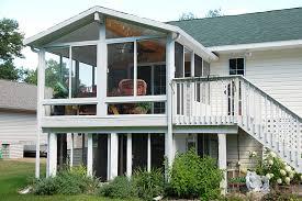 Outdoor Enclosed Rooms - view 3 season gable style patio room u0026 patio screen room photos