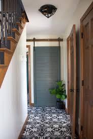 Faux Painted Floors - faux cement tile painted floors tile painting cement and barn doors