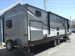 nomad classic 308bh bunkhouse 2017 sold goodtimes rv sales