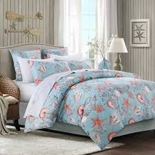 Nautical Bed Sets Coastal Bedding And Beach Bedding Sets Beachfront Decor