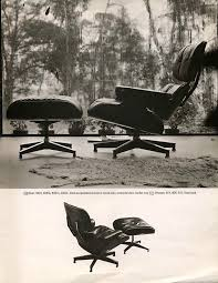 Herman Miller Lounge Chair And Ottoman by Eames Lounge Chair And Ottoman Eames Office
