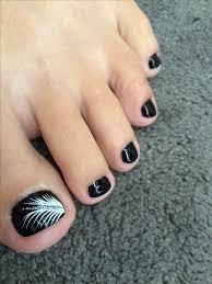 best 25 black pedicure ideas on pinterest black nail designs