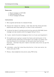 ks3 structure and paragraphs teachit english