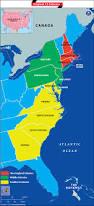 Blank 13 Colonies Map 13 Original Colonies Us Map Original 13 Colonies Of Usa