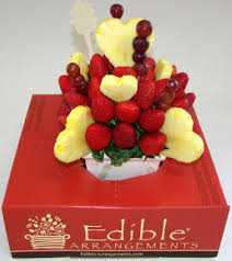 fruit arrangements los angeles edible arrangements store opens on base fort bragg