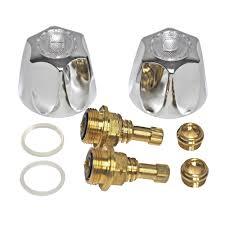 complete faucet rebuild trim kit for price pfister faucets danco