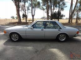 xd fairmont ghia 5 8l 4d manual in greenvale vic