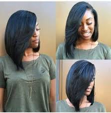 which hair is better for sew in bob bob sew in with side bangs google search hairstyles