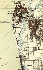 Double Map Map Of Adelaide 1913