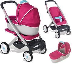 siege auto pour poupon smoby 520191 poussette pour poupée bébé confort combi