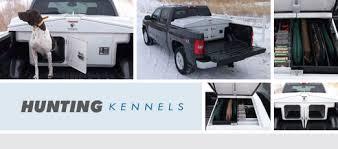 Truck Bed Dog Kennel Hunting Kennels Custom Fiberglass Coaches
