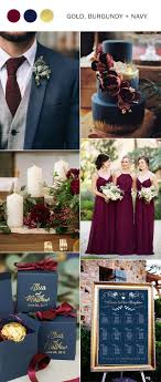 wedding colors the stunning colors of white burgundy wedding trending 5 perfect burgundy wedding color ideas to love gold