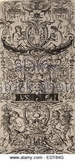 nicoletto da modena italian active 1500 1512 ornament panel