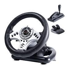 joystick volante joystick volante wireless vibration pc ps2 ps3 leadership