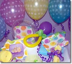 Balloon Decoration For Baby Shower Baby Shower Balloon Ideas