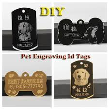laser engraved dog tags tag stainless picture more detailed picture about free shipping