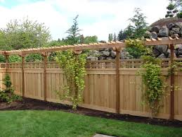Create Privacy In Backyard 5 Privacy Fence Styles That Add Value And Create A Backyard Oasis