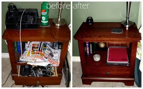 once a drawer now a charging station space for living organizing