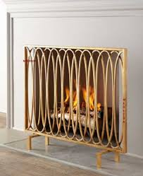 modern fire screen modern fireplace screen ebay s l1000 modern