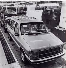 first truck ever made old cars canada 1984 dodge caravan u0026 plymouth voyageur