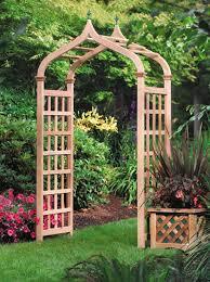 Backyard Arbor Garden Arbors Make An Easy Way To Enhance Any Yard