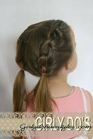 Easy Hairstyle For Girls by 539 Best Hair Styles For Jg Images On Pinterest Hairstyles
