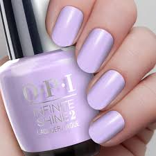 Light Purple Color by In Pursuit Of Purple Infinite Shine Opi