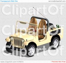 jeep transparent background clipart 3d tan jeep wrangler convertible suv 3 royalty free cgi