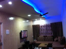 celing design blue light ceiling fan ceiling designs