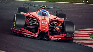 f1 cars can only f1 cars will look this in 2025