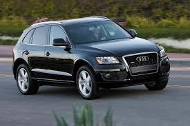audi q5 per gallon 2009 audi q5 used car review autotrader