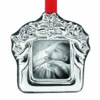 reed and barton silver ornaments engravable