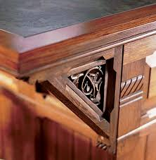 Wood Carving For Kitchens by Gingerbread Millwork For Old House Kitchens Old House