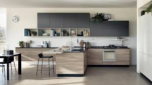 salon cuisine cuisine ouverte sur salon de design italien moderne kitchens
