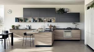 cuisine moderne italienne cuisine ouverte sur salon de design italien moderne cuisine