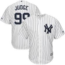 kids mlb gear apparel clothing fansedge majestic aaron judge new york yankees youth white home official cool base player jersey