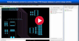pcb designer job europe allegro pcb symphony team design option